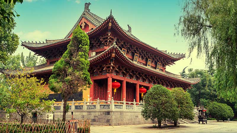 Buddhism In China White Horse Temple