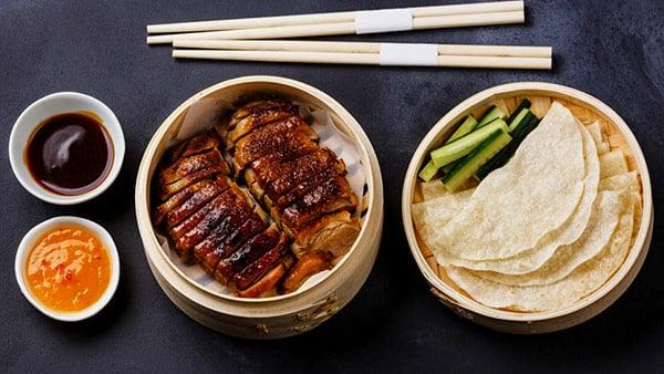 Food in Beijing-Peking Roast Duck