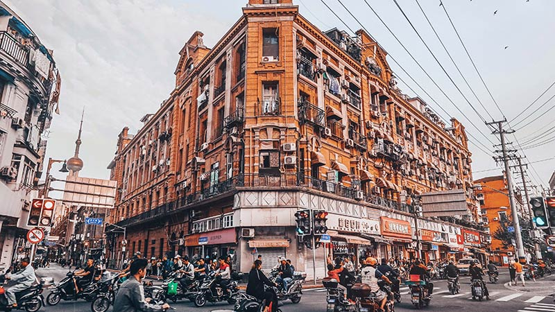 144 Free Visa Shanghai