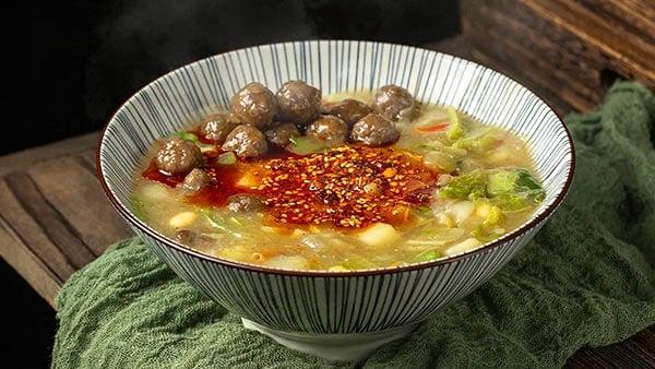 Xi'an famous food